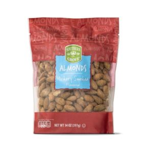 Southern Grove Hickory Smoked Flavored Almonds